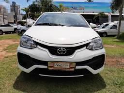 Toyota Etios X 1.3 Flex 16v 5p Mec. - 2018