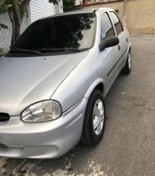 Gm corsa classic - prata - 2003