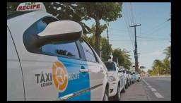 Táxi Recife - 2014