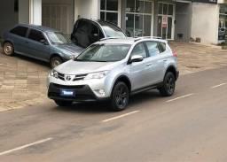 Rav4 2.0 Aut. 2014 *Única Dona/ Revisada Toyota* Avalio Troca - 2014
