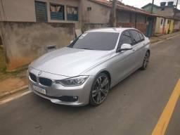 Vendo ou troco BMW 316i - 2014