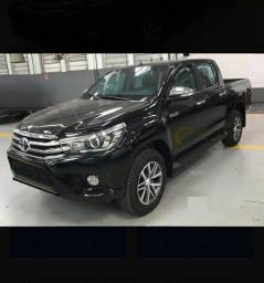 Toyota Hilux SRV 2.7 Flex 4x4 CD 4p AUT