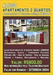 Alugo - Apartamento 2 Quartos próximo a unigran