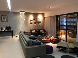 Apartamento Greenville Lumno 4 Suítes 225m2 Decorado linda vista mar Patamares