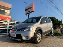 Nissan Livina xgear 2014 aut único dono