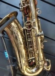 Saxofone Alto Dolphin (Mixer Instrumentos Musicais)