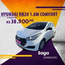 HB20 Comfort Plus 1.0 Flex Mec
