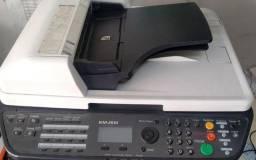 Impressora KYOCERA 2810 funcionando perfeitamente