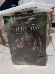Dvd Box Arrow- Arqueiro
