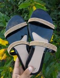 Sandálias rasteiras atacado somos fabricantes