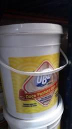 Doce de leite UBL balde com 10kg