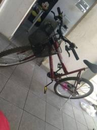 bicicleta 250 poucos dias de uso