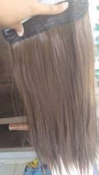 Aplique cabelo orgânico de tic tac