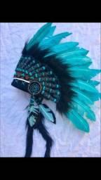 Cocar indígena!
