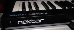 Teclado Controlador Nektar Impact GX 49