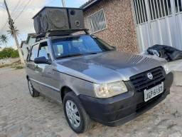 Uno 1.0 - CARRO DE SOM