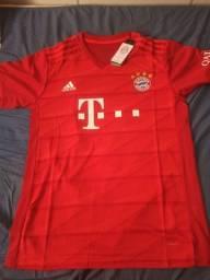 Camisa do Bayern de Munique 2019/2020