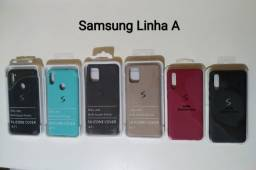 Promoção de capas da Samsung e iPhone