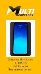 Título do anúncio: Motorola One Vision<br>4/128GB<br>