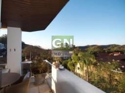 Título do anúncio: Casa à venda, 5 quartos, 5 suítes, 8 vagas, Mangabeiras - Belo Horizonte/MG