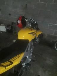 Troco essa moto  por carro