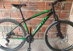 Bicicleta aro 29 South semi nova 15 dias de uso