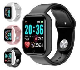 Título do anúncio: Relogio smartwatch Y68 D20