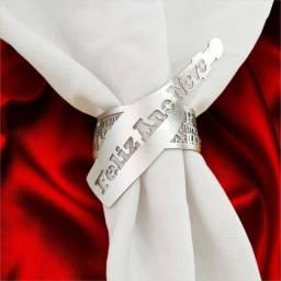 Título do anúncio: Porta Guardanapo Feliz Ano Novo Corino