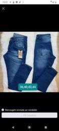 Calça jeans adultos masculino
