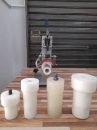 Máquina para Transfer em Copos, Taças, Canecas, etc (50 Copos de Brinde)