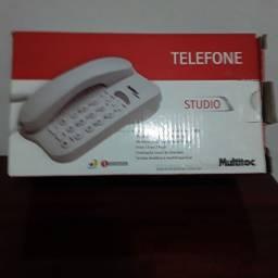 Título do anúncio: Telefone Multitoc Studio.