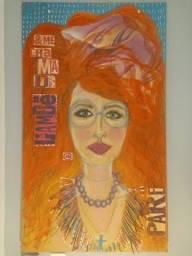 Título do anúncio: Quadro de arte moderna