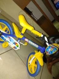 Título do anúncio: Bicicleta aro 12 masc shark<br><br>