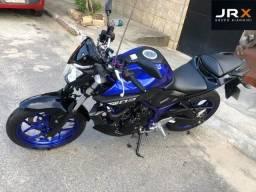 Yamaha Mt03 2020/2020 garantia total!