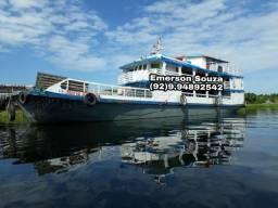 Ferry bout 180 passageiros, vendo parcelado