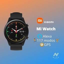 Título do anúncio: Xiaomi Mi Watch Versão Global (ALEXA)