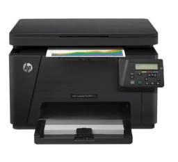 impressora HP 176N Tonner colorido