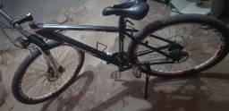 Vendo bicicleta aro 29  TSW toda Shimano