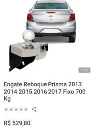 Engate Reboque Prisma 2013 2014 2015 2016 2017 Fixo 700 Kg