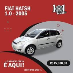 Título do anúncio: Fiesta Hatch 2005 <br><br>
