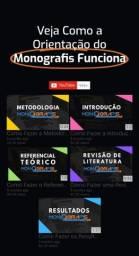 Título do anúncio: Aprenda Com o Monografis a Fazer Seu TCC com escrita<br><br>