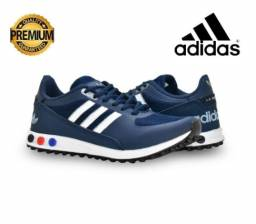 Tenis Masculino Adidas Relampage!