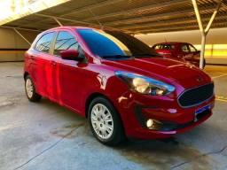 Título do anúncio: Ford KA 2020 SE PLUS 1.0 Flex Hatch top de linha Novinho baixa Km OPORTUNIDADE