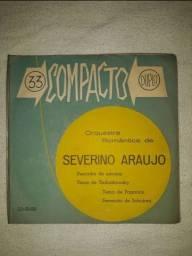 Compacto Severino Araújo Antigo de Vinil