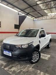 Título do anúncio: Fiat Strada Endurence 1.4 2021 23mil km !!!