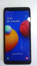 Título do anúncio: Galaxy A01 Core Nunca Usado na Caixa c/ Nota Fiscal
