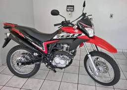 HONDA 2020 NXR 160 BROS VERMELHA