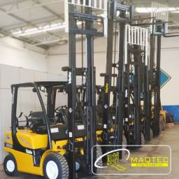 Empilhadeiras para Locação | Capacidades de carga de 2.500kg à 7.000kg