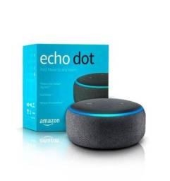 Título do anúncio: Alexa Echo Dot Amazon 3ª Geração  - Imperium Informática