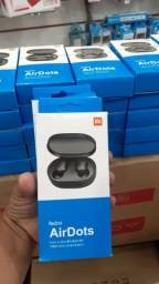 Redmi Airdots Fone De Ouvido Xiaomi Bluetooth 5.0